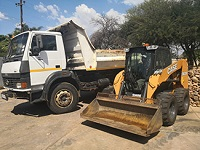 skid-steer--rubble-removal--site-cleaning
